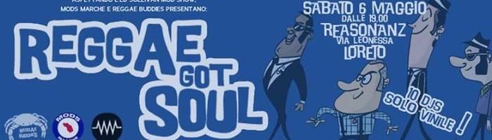 6/5 // Reggae got soul / raduno Mods Marche con 10dj solo vinile