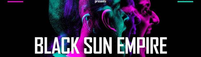 This Is DNB presents Black Sun Empire | Magnolia