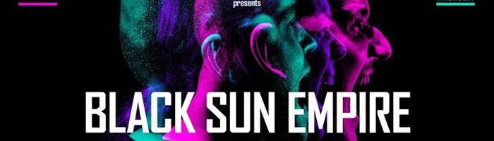 This Is DNB presents Black Sun Empire   Magnolia