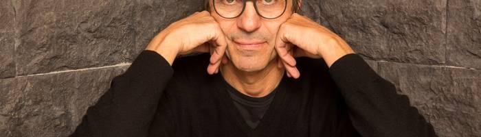Luca Madonia presenta il nuovo album a Feltrinelli via Appia Roma