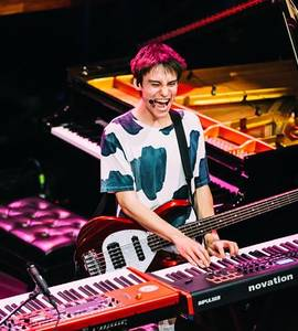 "Jacob Collier ""In My Room"" - Fano Jazz by the Sea 2017"