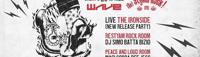 Re)StyamRock Peace & Loud - The Ironside live