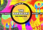 Dom 07/05 < The Barbacans > fuzz aperilive at Reasonanz