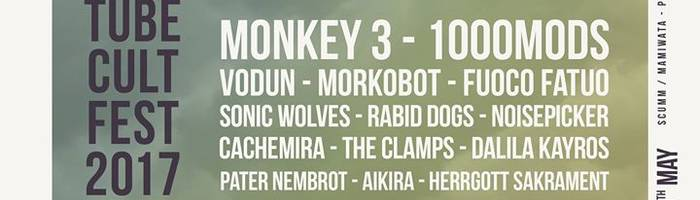 TUBE CULT FEST 2017 ● Adriatic's Loudest Festival ● Chapter 9