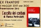 Presentazione del libro giallo _L'accolita dei Contisani