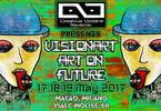 ViSiONART FESTiVAL - Art On Future | 3 Days