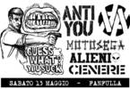 Anti You + Motosega • Alieni • XcenereX