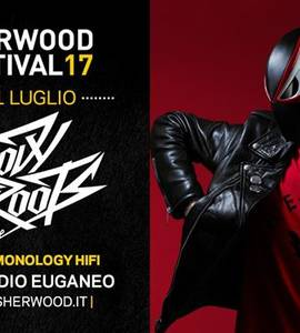 The Bloody Beetroots Live + Demonology HiFi a #Sherwood17
