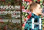 Hugolini > presentazione dell'album / Sinedades / Biga djset