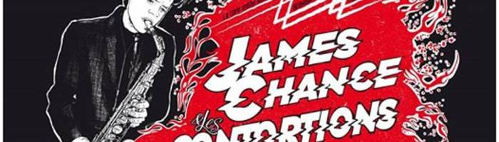 JAMES CHANCE & Les Contortions, La Cupa, Ancona