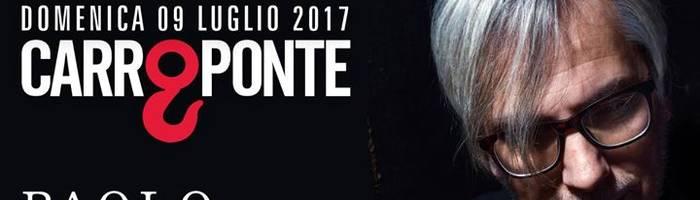 Paolo Benvegnù al Carroponte - Free Entry