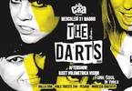 ★ The Darts (Usa) live ★ Dj Set Volumetrica Vision ★ 31 05 2017