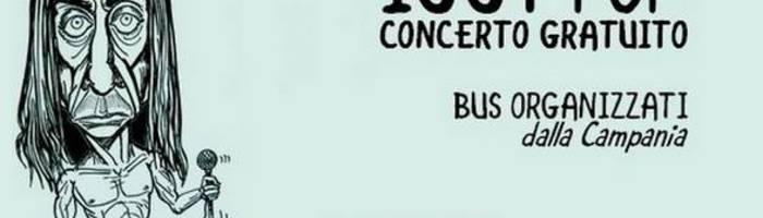 Iggy Pop [Concerto Gratuito] Bari [Jota]