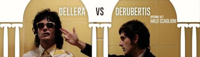 Dellera vs De Rubertis - Il Chiostro d'Estate