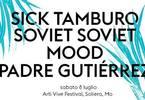 Sick Tamburo, Soviet Soviet, Mood &more ★ Arti Vive Festival