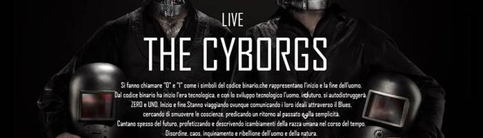 The Cyborgs // live at Circolo Dong // Recanati - Italy