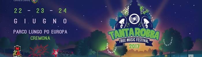 Tanta Robba Free Music Festival 2017