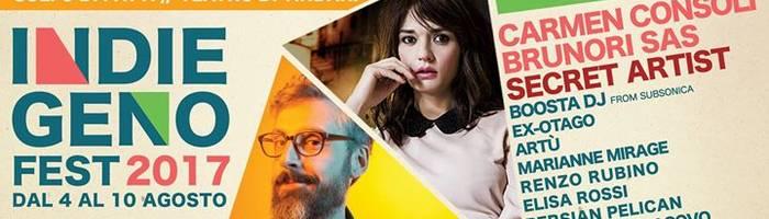 Indiegeno Fest 2017