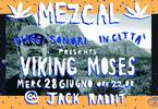 Viking Moses (USA Folk Rock) at Jack Rabbit