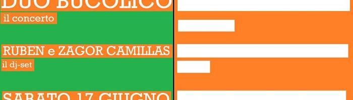 Moltobibi : Duo Bucolico in Concerto + I Camillas in DjSet