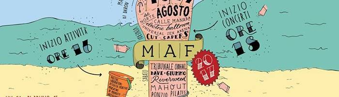 MAF 2017 - VII ed.