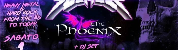 Sleazer + The Phoenix // Aftershow djset @Wave