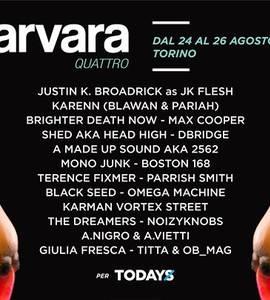 """Varvara Festival """"Quattro"""" 2017"""