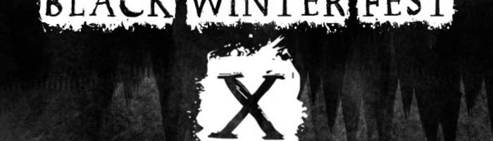 Black Winter Fest X