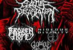 Cattle Decapitation + Broken Hope