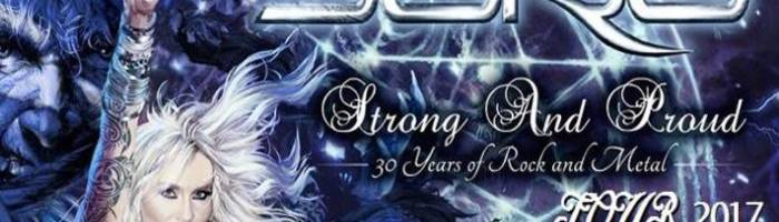 "Doro ""30 Years of Rock and Metal"""