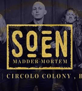 Soen / Madder Mortem