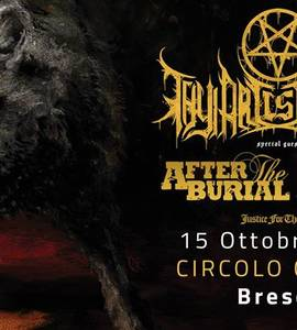 Thy Art Is Murder + guests