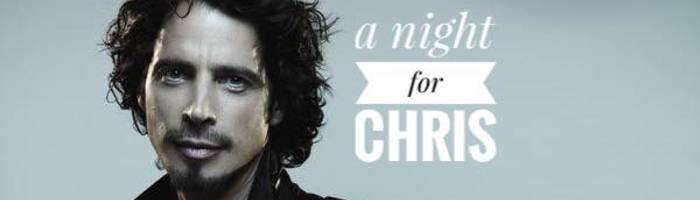 «A night for Chris»