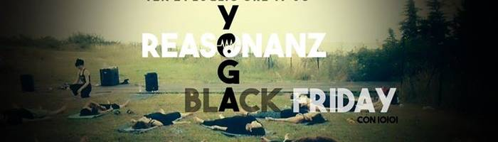 Yoga Reasonanz // Black Friday con ioioi