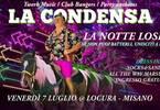 La Condensa: La NOTTE LOSER @Locura - Misano