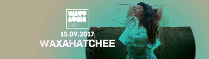 Waxahatchee Live@Mattatoio Culture Club