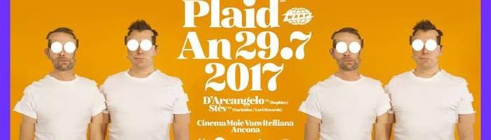 Plaid, D'Arcangelo & Stèv - Acusmatiq & 10YearsOfRaval
