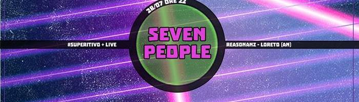 28/07 <Seven People> Nu Jazz/ Funk/ Cinematic live at Reasonanz