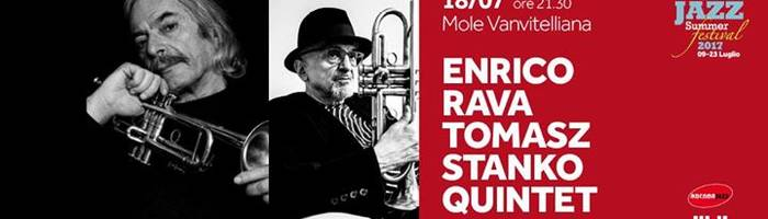 Enrico Rava – Tomasz Stanko Quintet