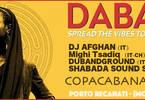 DABA Makourejah live - Shabadà Sound System