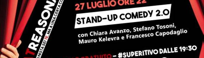 TeAtReasonanz #5 - Stand Up Comedy 2.0