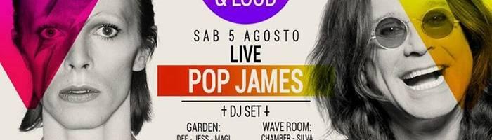 Peace & Loud - Heaven vs Hell Live: Pop James
