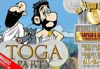 Restyam Rock TOGA PARTY - Sciampagn & Ghianda live