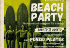 Last Rockaway Beach Party bagno Universale -live Ponzio Pilates