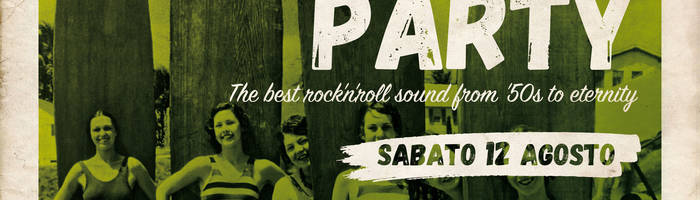 Last Rockaway Beach Party bagno Universale -live Ponzio Pilates