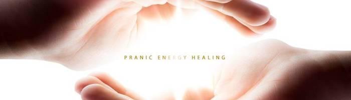 Corso di pranic energy healing
