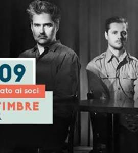Timber Timbre live at MONK // Roma