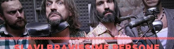 Slavi Bravissime Persone • live Maré Cesenatico merc.30/8
