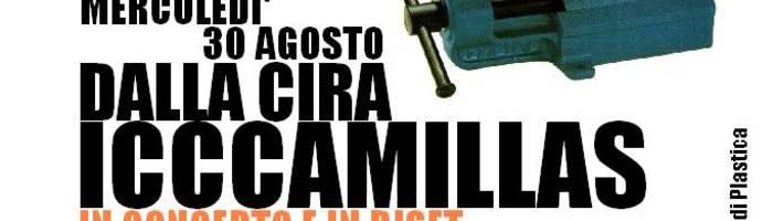 I Camillas live + Dj Set
