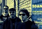 Sdang! + Colin Edwin (Porcupine Tree) // post prog aperilive